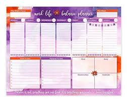 Bloom Daily Planners Weekly Planning Pad Tear Off Weekly To Do Pad