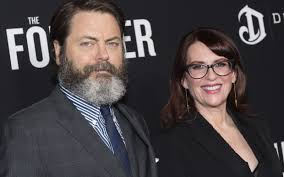 Megan Mullally Do Megan Mullally And Nick Offerman Have A New Tv Show