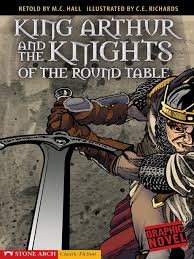 title details for king arthur and the knights of the round table by m c hall