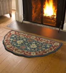 elizabeth fl wool half round rug accent rugs wool rug in wool hearth rugs