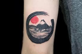 Mt Fuji Tattoo