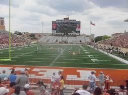 Dkr Texas Memorial Stadium Section 15 Rateyourseats Com
