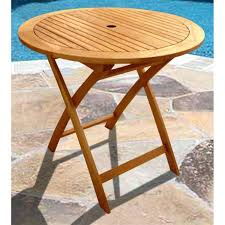 patio round wood patio table octagon side plans best for