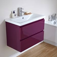 gloss gloss modular bathroom furniture collection vanity. Milano 700mm Gloss Plum 2 Drawer Vanity Unit Modular Bathroom Furniture Collection E