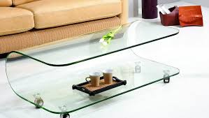 modern glass furniture. designer glass coffee table contemporary bacher avoca modern furniture h