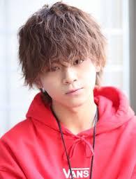 ネオウルフマッシュメンズ髪型 Lipps 大宮mens Hairstyle