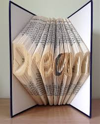 Book Folding Patterns Custom DREAM Book Folding Pattern DIY Pattern To Make Your Own Folded