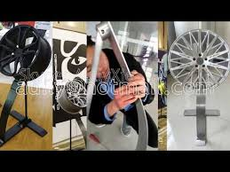 Alloy Wheel Display Stand Alloy Wheel Rim Display Wheel Stand Rack YouTube 23