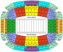 Reliant Stadium Seating Chart With Rows Bedowntowndaytona Com