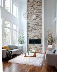 lighting for tall ceilings. a 20foothigh ceiling is shown off with ribbon of stonework that lighting for tall ceilings