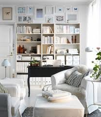 country office decor. And White Decorating Home Office Design Ideas Cozy Color Country With Black Wooden Desk Comfy Fabric Sofa Well Organized Wall Decor