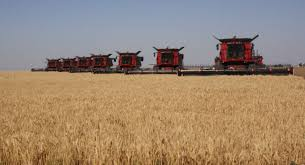 Walter Harvesting - Custom Wheat and Grain Harvesting, Farming and  Combining Company - Custom Harvesting Prices and Rates