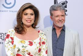 alan thicke wife. Delighful Alan Alan Thickeu0027s Wife Tanya Callau Reveals She And The Late Actor Planned To  Have A Baby Before His Death  Closer Weekly For Thicke W