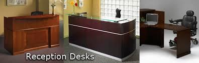Reception Desks fice Furniture Phoenix AZ New Used Reception Desks