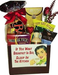 amazon breakfast in bed humor gift basket pancakes bagelore grocery gourmet food