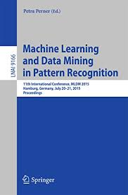 Pattern Recognition And Machine Learning Pdf Delectable Machine Learning And Data Mining In Pattern Recognition Download