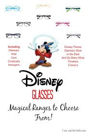 disney gles available at specsavers