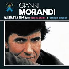 Gianni Morandi – Canzoni stonate Lyrics