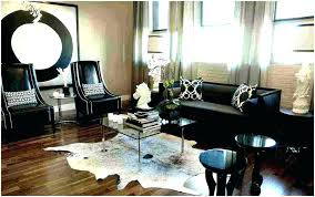 extra large cowhide rugs for post with rug