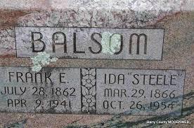 New Salem Cemetery, Barry Co., MO