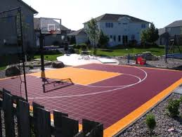 create your own home basketball court with our diy basketball court kit best quality outdoor basketball court tiles equipment to build a backyard