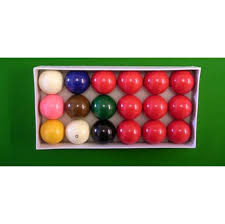 snooker for a pub size pool table