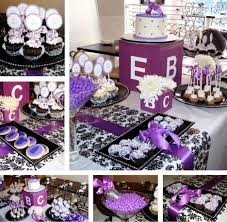 Baby Shower Party Ideas | Purple baby showers, Purple baby and Babies
