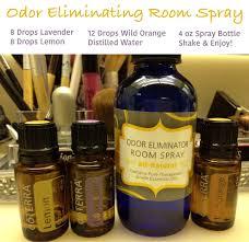 DIY Room Odor Eliminator With DoTERRA Essential Oils Great For - Best bathroom odor eliminator