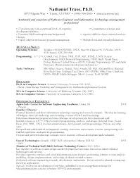 Sample Civil Engineering Resume Entry Level. Certificate Of Non ...