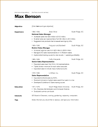 correct resume format - How To Write A Correct Resume