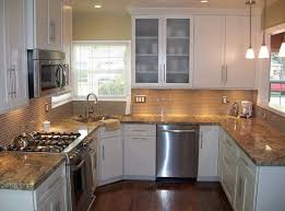 Corner Kitchen Design And Kitchen Island Design Ideas By Decorating Your  Kitchen With The Purpose Of Carrying Charming Sight 11