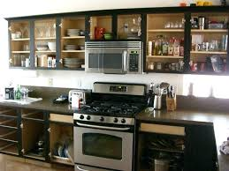 beautiful lovable glass kitchen cabinet doors advantages design ideas decors pertaining to most popular door black