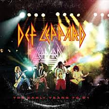 <b>DEF LEPPARD / The</b> Early Years (5-CD): <b>Def Leppard</b>, <b>Def Leppard</b> ...