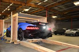 Wherever you're located, the beverly hills car club team can help you facilitate the rental of a vintage car in your region. Bugatti Divo Hypercar Unboxing By Bugatti Beverly Hills First On The West Coast