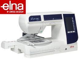 Купить <b>швейно</b>-<b>вышивальную машину ELNA</b> Expressive <b>860</b> в ...