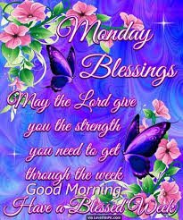 Good Morning Monday Quotes Gorgeous Religious Good Morning Monday Quote Pictures Photos And Images For