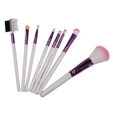 spectrum makeup brushes. aliexpress.com : buy makeup brushes, spectrum brushes 8pcs/set brush set tools make up toiletry kit pink wholesale popular from