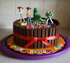 Toy Story Cake Tremendous Fun