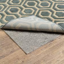 oriental weavers complete grey 5 ft x 7 ft rug pad