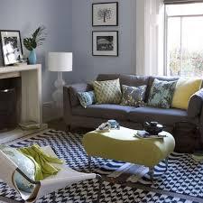 stunning grey yellow living room ideas