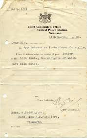 Appointment Letters Fascinating Album Project Pre 48's To Present Day48's 48'sProbationer