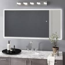 bathroom mirrors with lights. Jessalyn LED Bathroom/Vanity Mirror Bathroom Mirrors With Lights