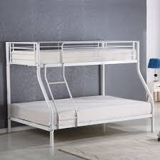 Goplus Twin Size Full Size Metal Bunk Bed for Kids Teens Adult Dorm ...