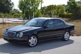 2000 Mercedes-Benz E55 AMG - Information and photos - MOMENTcar