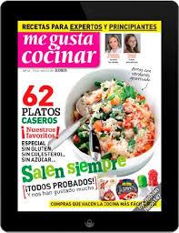 Revista Me Gusta Cocinar Junio 2014Me Gusta Cocinar Revista