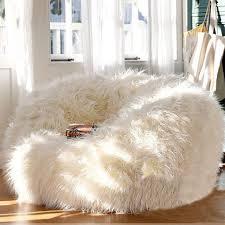 free 80 60 65cm fur beanbag chair indoor sofa cover velvet bean bag