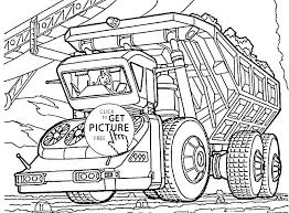 Tonka Truck Coloring Pages Dump Truck Coloring Page Coloring Pages