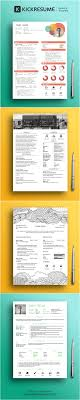 Beautiful Infographic Resume Templates By Www Kickresume Com