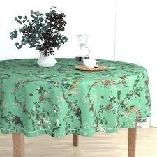 green round tablecloth green round tablecloth hunter green rectangular tablecloth
