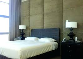 upholstered wall panels bedroom